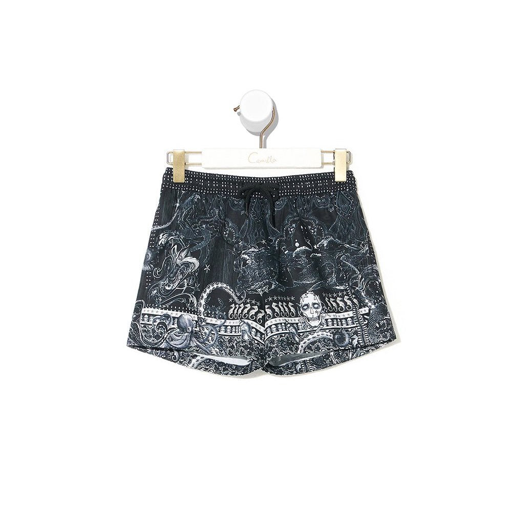 Camilla Midnight Pearl Boys Boardshorts