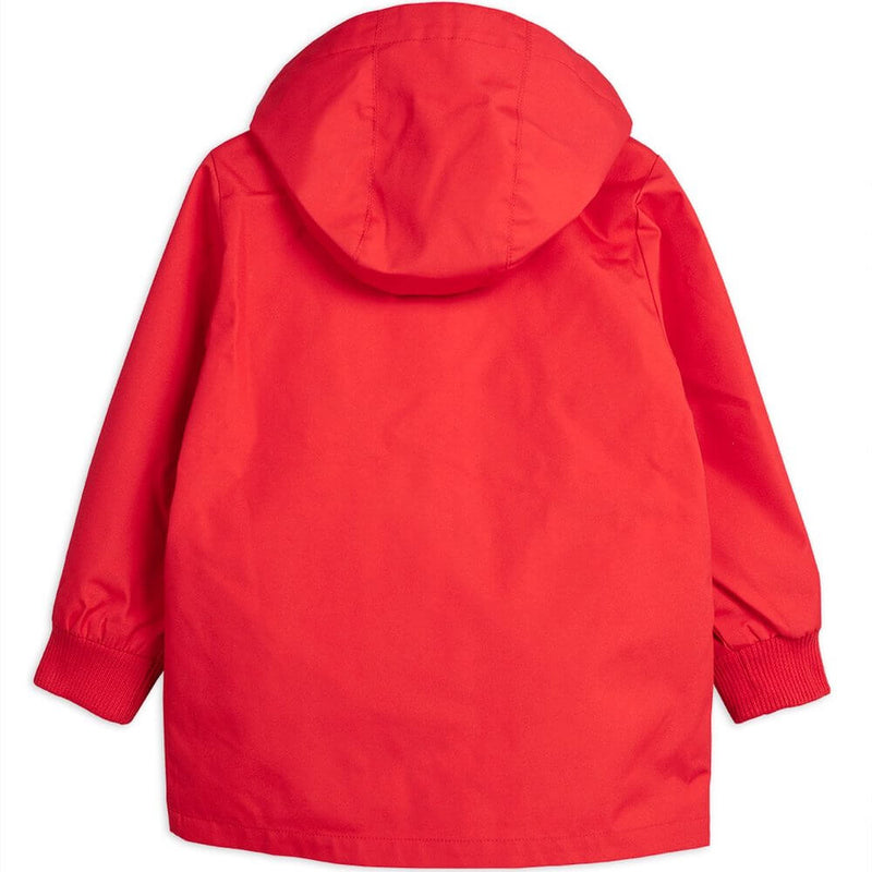 Mini Rodini Pico Jacket (Red) | Tiny People