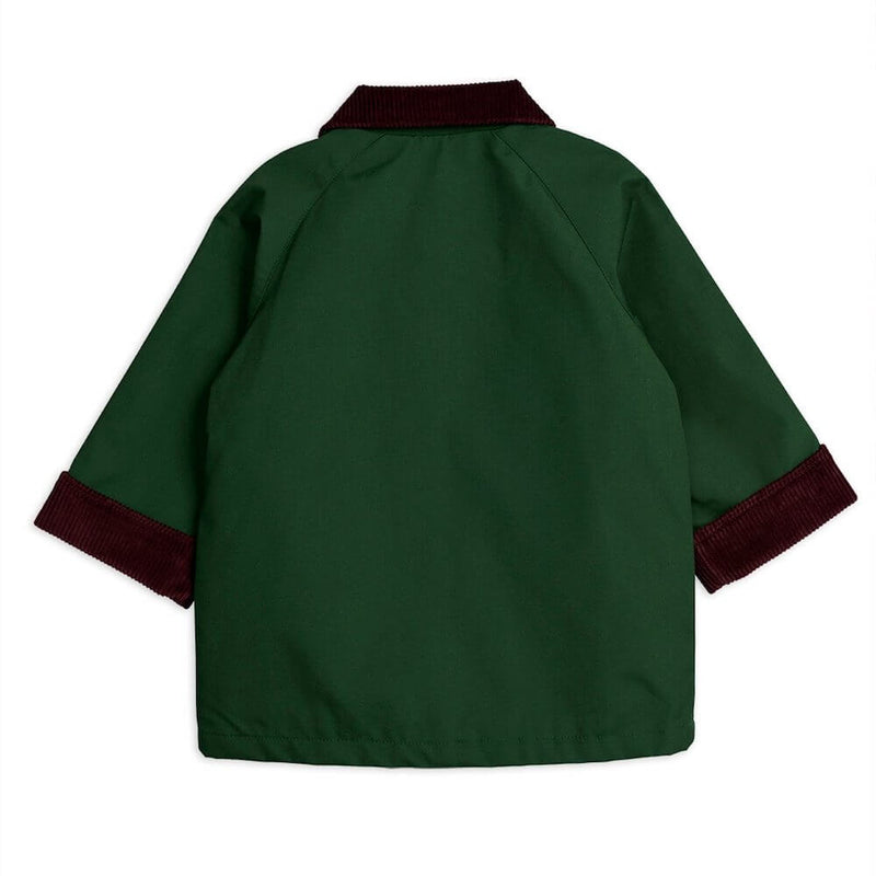 Mini Rodini Country Jacket (Dark Green) | Tiny People