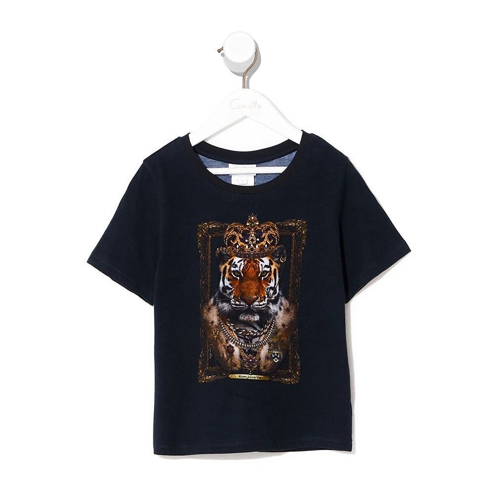 Camilla Dining Hall Darling Boys SS Tee | Tiny People
