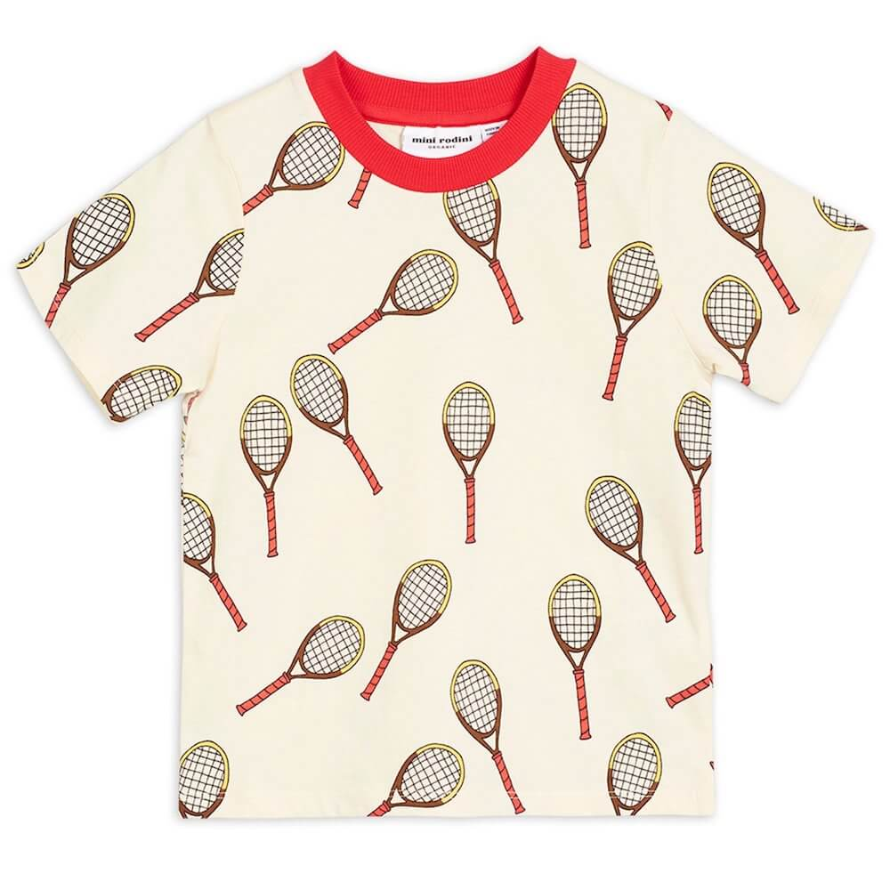 Mini Rodini Tennis SS Tee | Tiny People