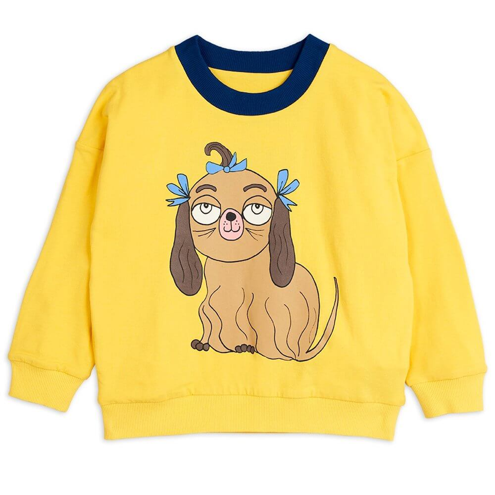 Mini Rodini Minibaby Reversible Sweatshirt | Tiny People