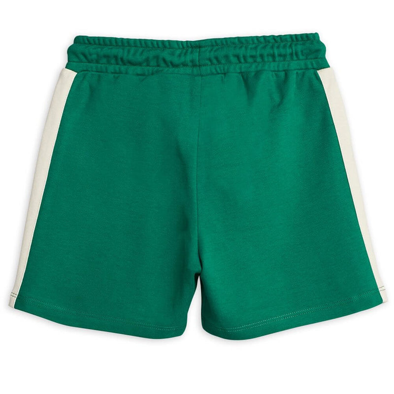 Mini Rodini Rugby Shorts (Green) | Tiny People