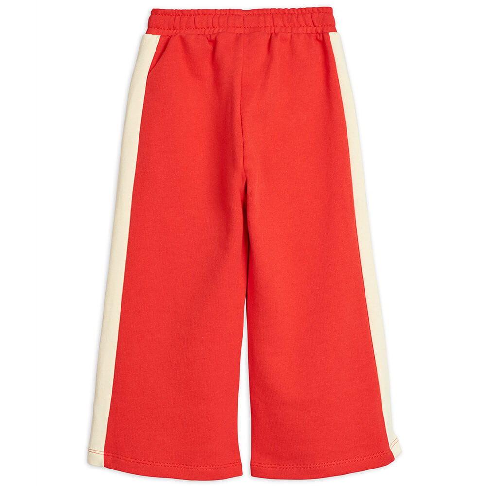 Mini Rodini Sailor Sweatpants (Red) | Tiny People