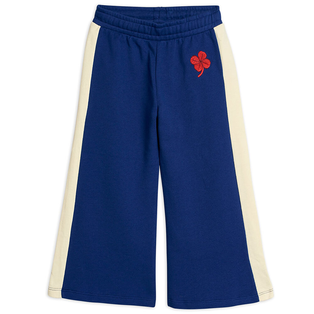 Mini Rodini Sailor Sweatpants (Blue) | Tiny People