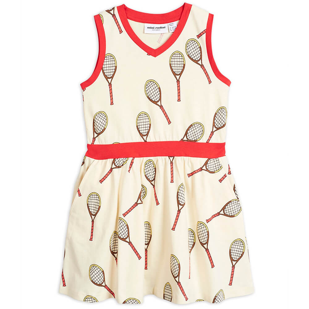 Mini Rodini Tennis Tank Dress | Tiny People