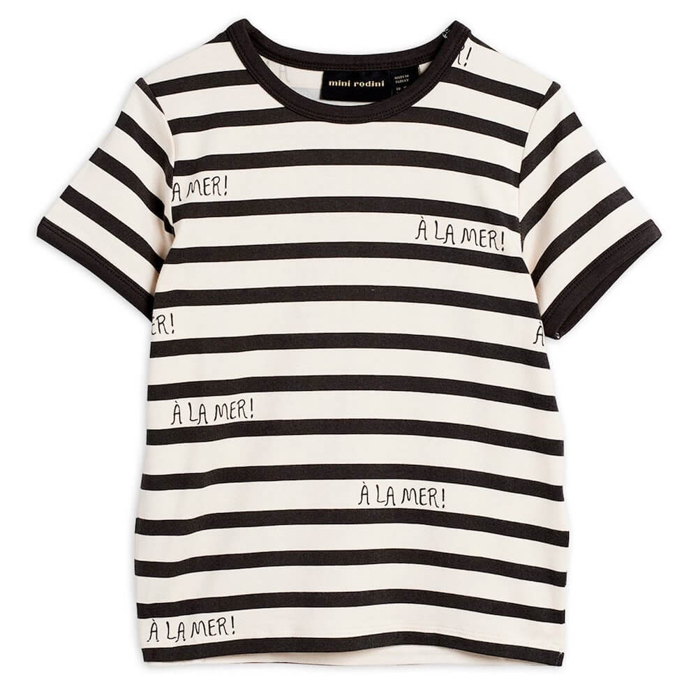 Mini Rodini A La Mer SS Tee | Tiny People
