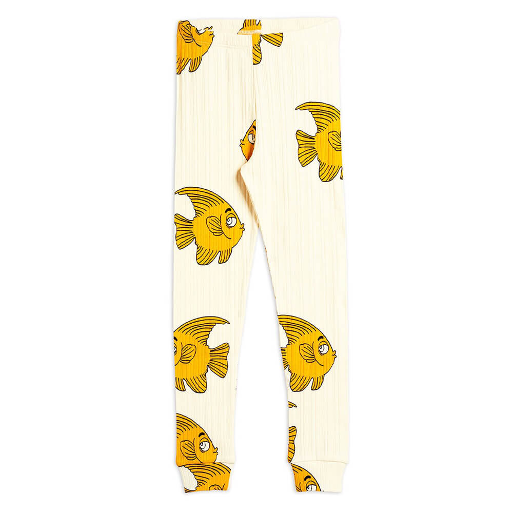 Mini Rodini Fish Leggings | Tiny People