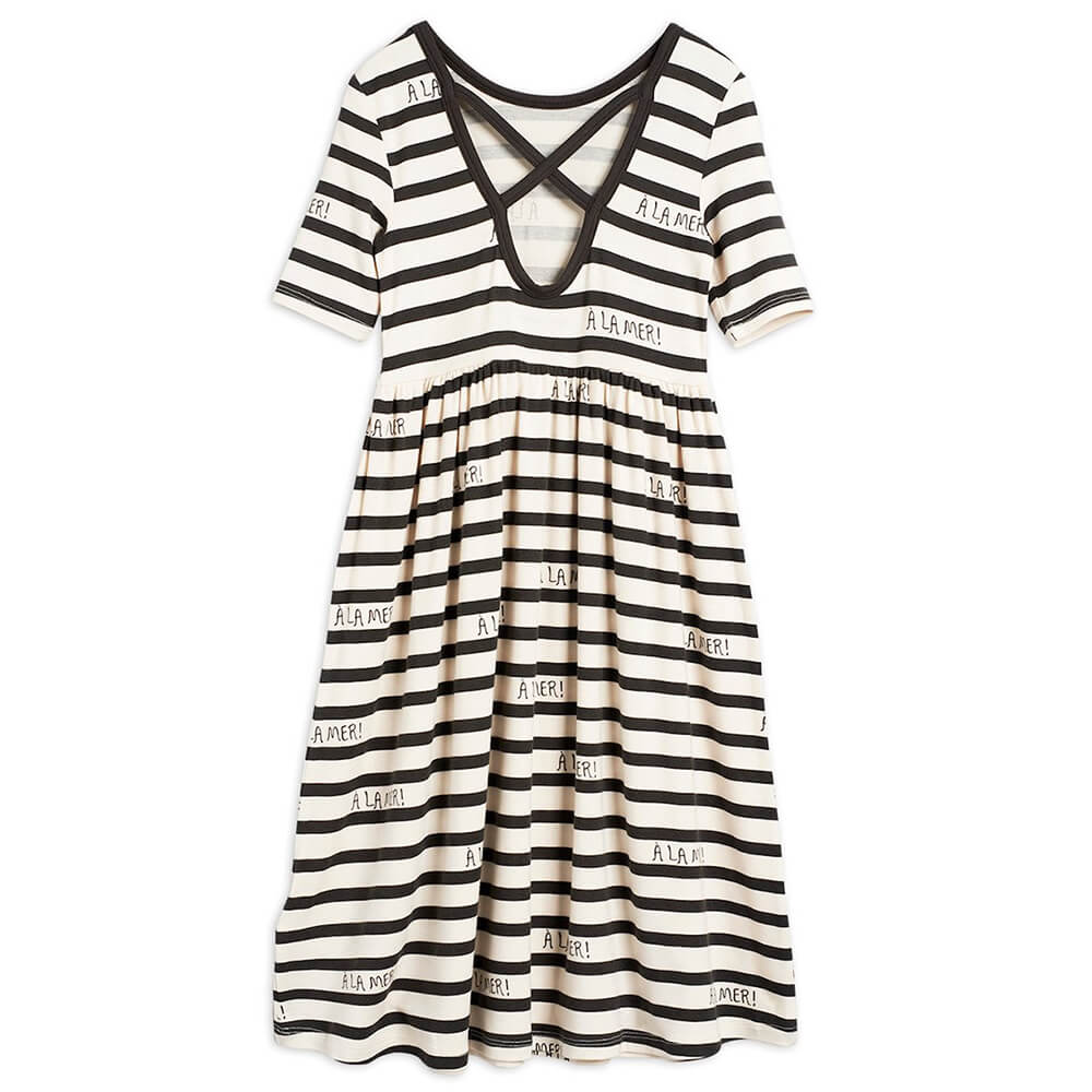 Mini Rodini A La Mer SS Dress | Tiny People