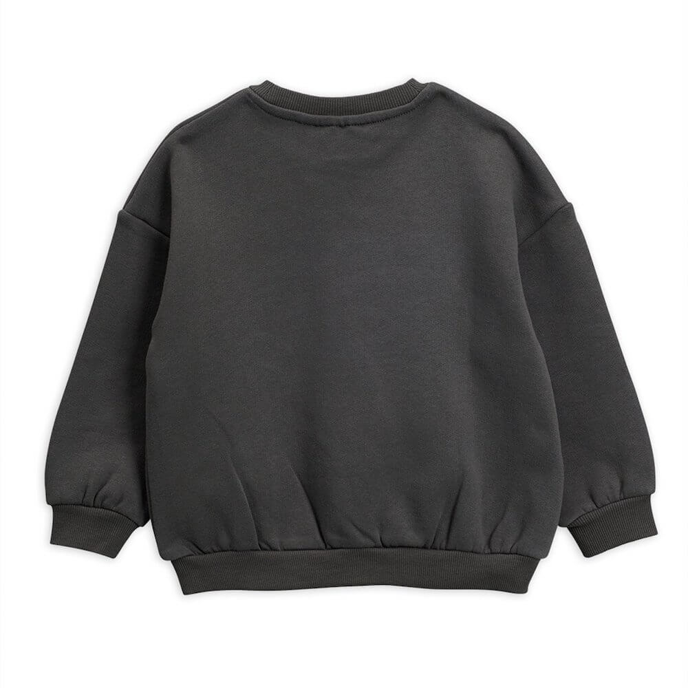 Mini Rodini Für Elise Sweatshirt (Grey) | Tiny People