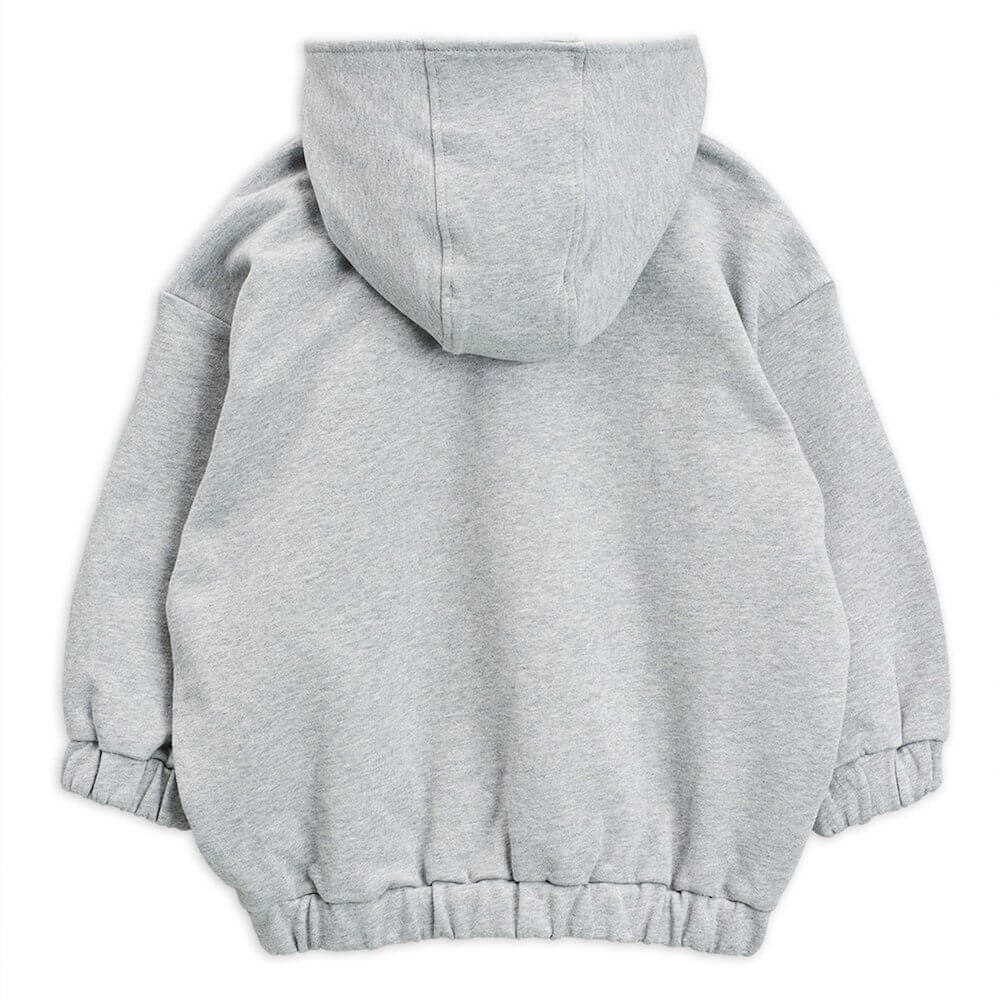 Mini Rodini Octopus Patch Hoodie | Tiny People