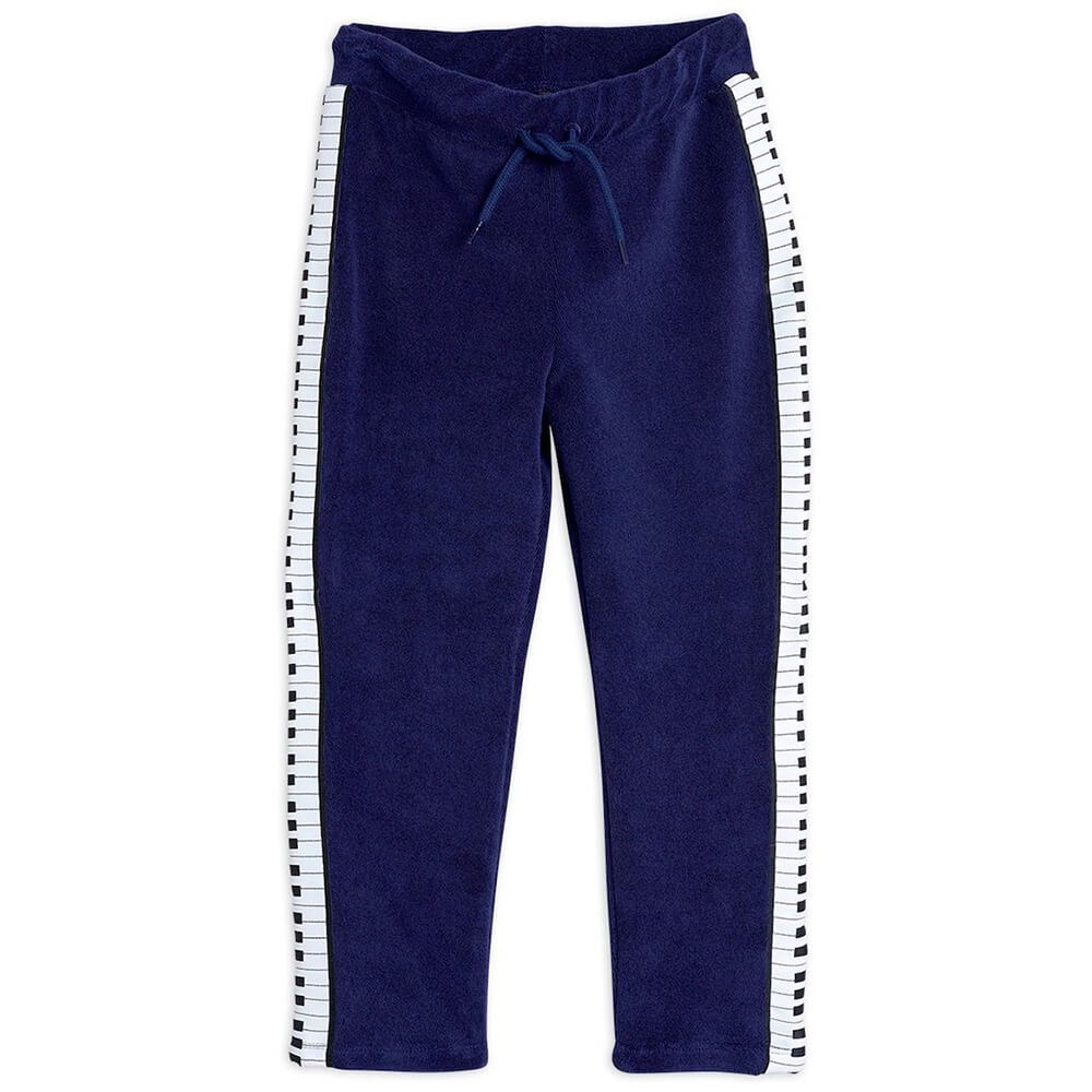 Mini Rodini Piano Terry Trousers | Tiny People