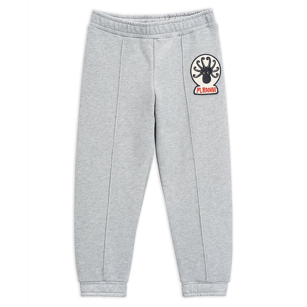 Mini Rodini Octopus Patch Sweatpants | Tiny People