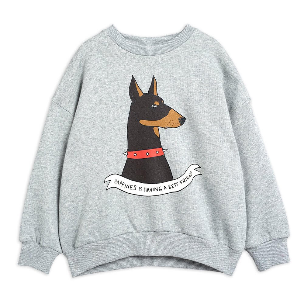 Mini Rodini Doberman Sweatshirt | Tiny People