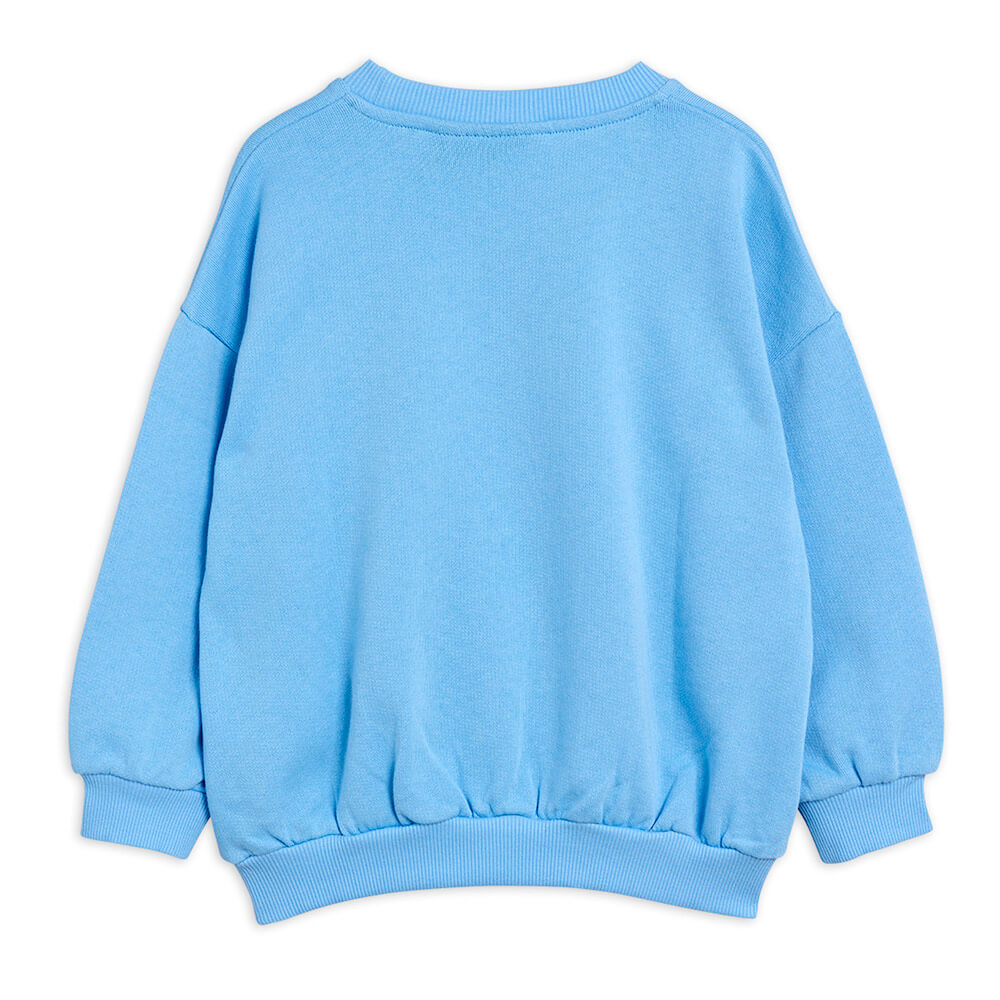 Online Mini Rodini Australia Tiger SP Sweatshirt Blue | Tiny People