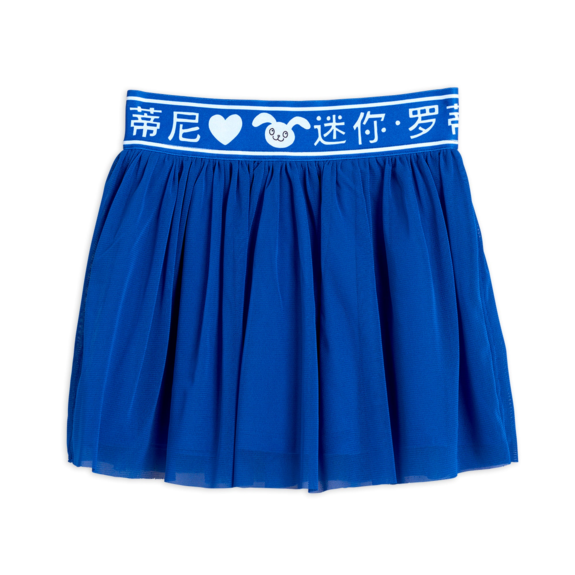 Tulle Skirt Blue