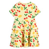 Mini Rodini Cherry Lemonade S/S Dress | Tiny People