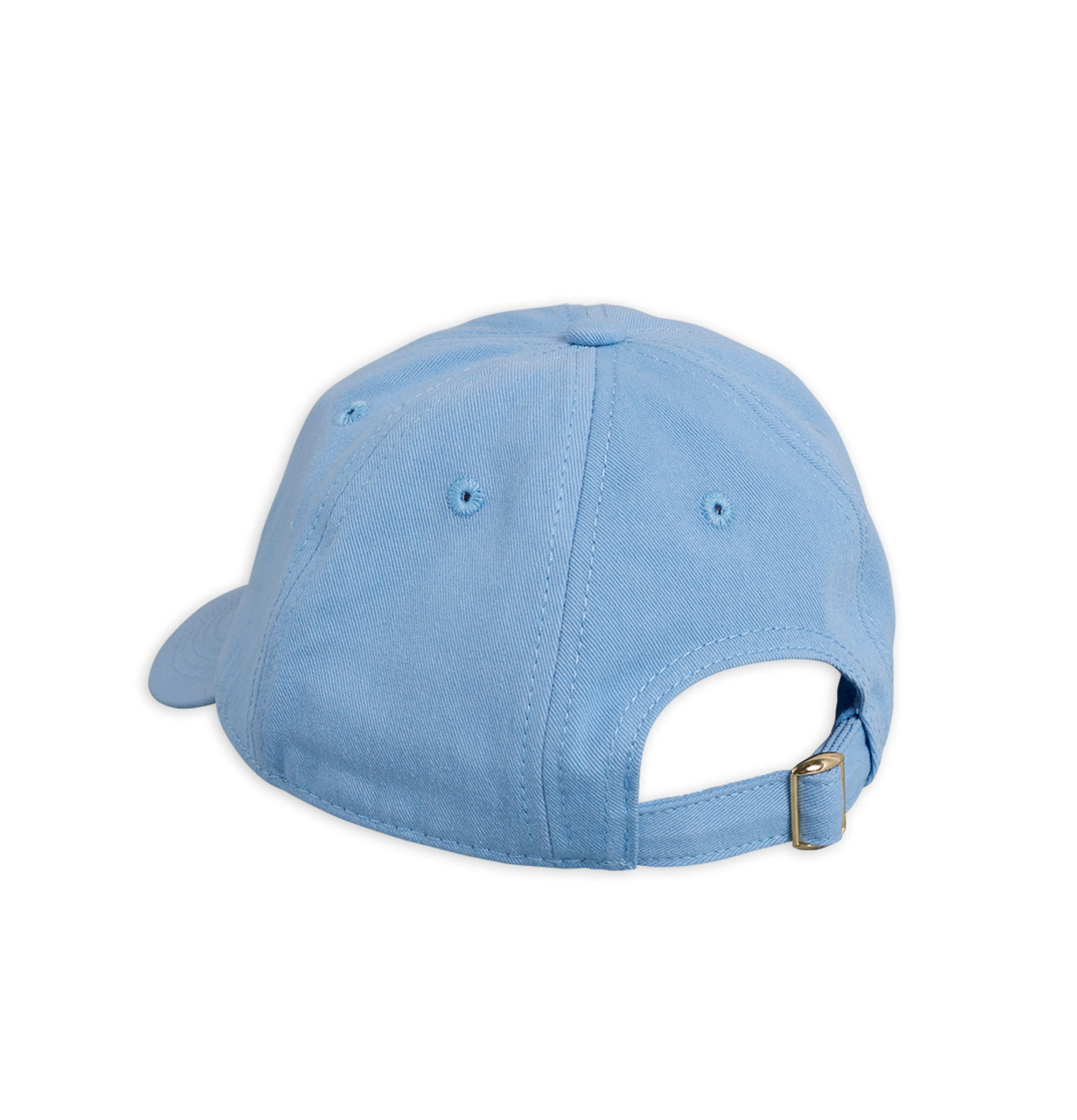 Mini Rodini Cat Soft Cap Light Blue | Tiny People