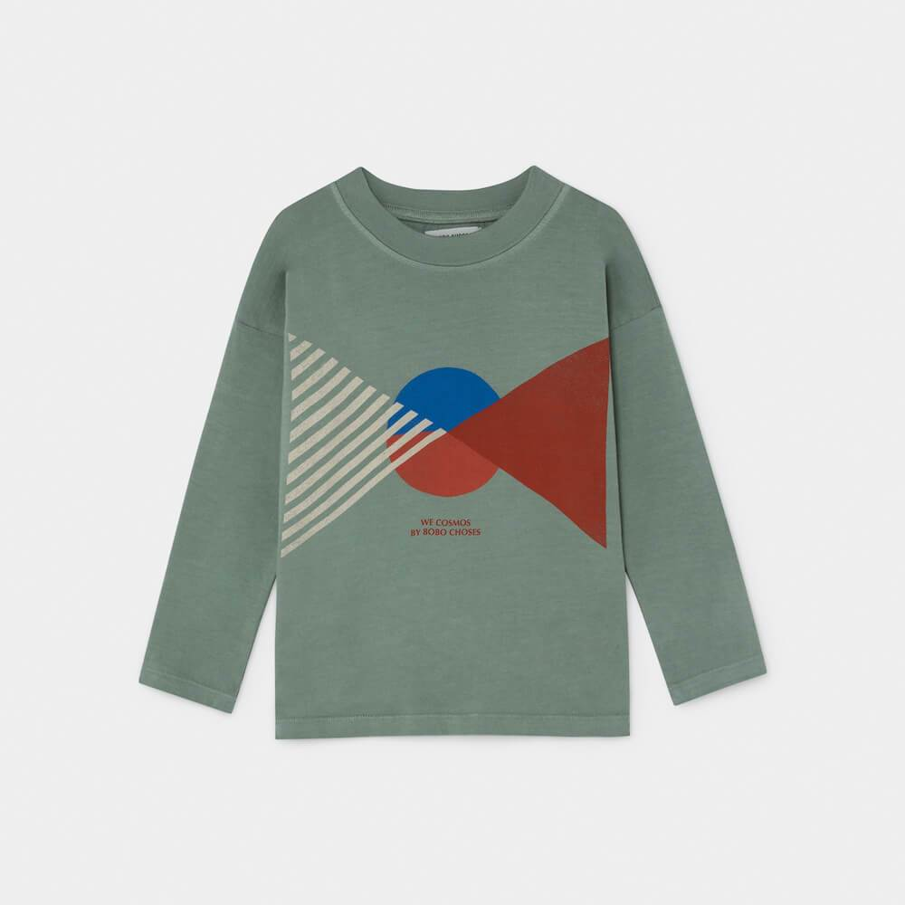 Flag LS Tee Shirt