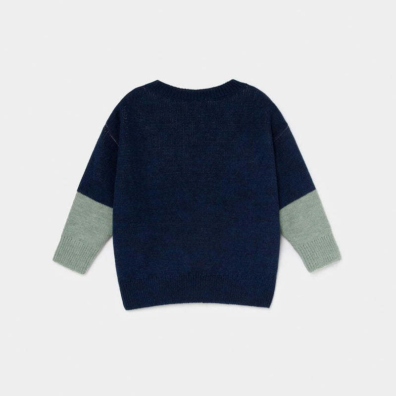 Bobo Choses Mountain Jacquard Knit Jumper Boys Crews & Hoodies - Tiny People Cool Kids Clothes