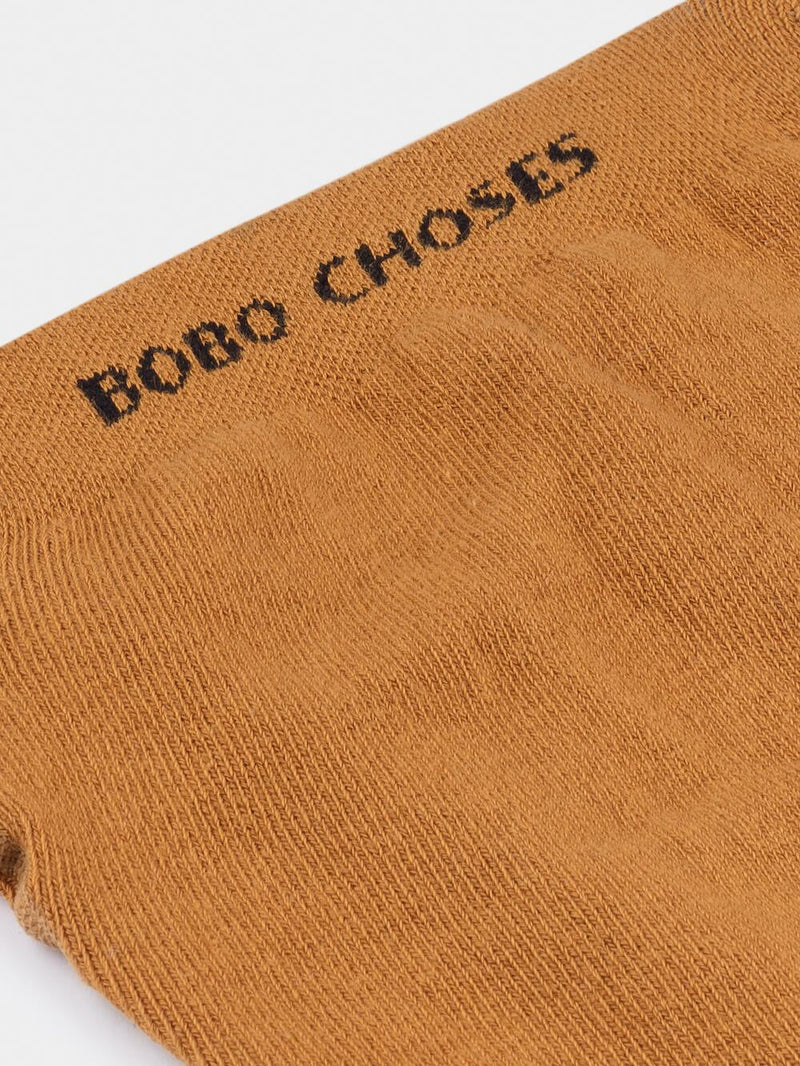 Bobo Choses Red Flag Tights Socks - Tiny People Cool Kids Clothes