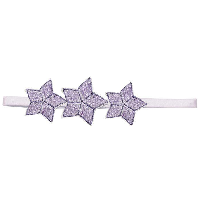 Shooting Star Headband Thistle