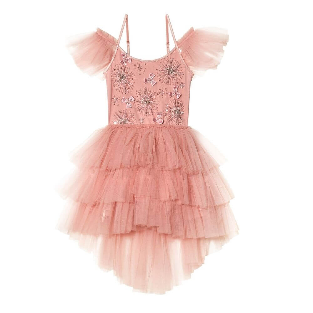 Tutu Du Monde Jaipur Tutu Dress Rosehip | Tiny People