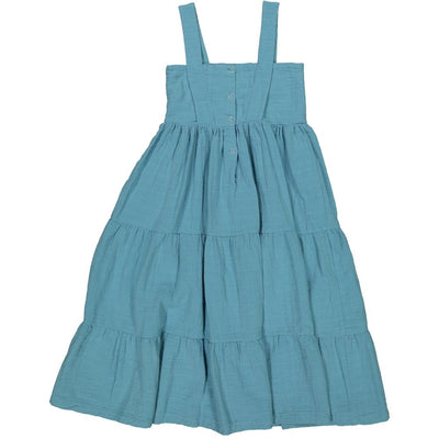 Jeanne Dress Blue Vague