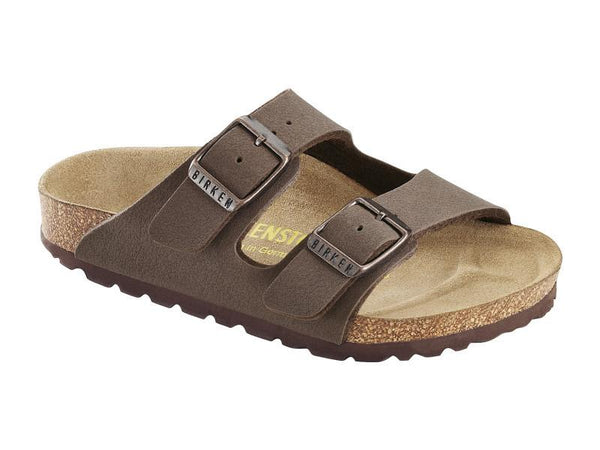 Birkenstock Arizona Slide Mocha - Tiny People Cool Kids Clothes