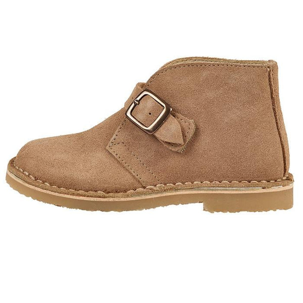 Young Soles Harry Desert Boot Stone - Tiny People shop