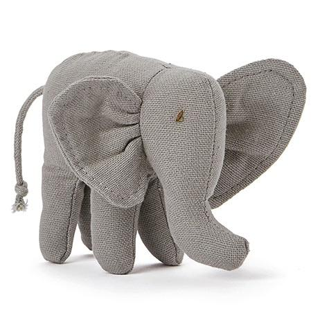 Nana Huchy Elephant Hand Rattle - Tiny People Cool Kids Clothes Byron Bay