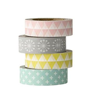 Bloomingville Tape Kids Pastel set of 4 - Tiny People Cool Kids Clothes Byron Bay
