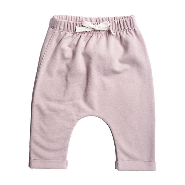 Gray Label Baby Pant New Vintage Pink - Tiny People Cool Kids Clothes Byron Bay