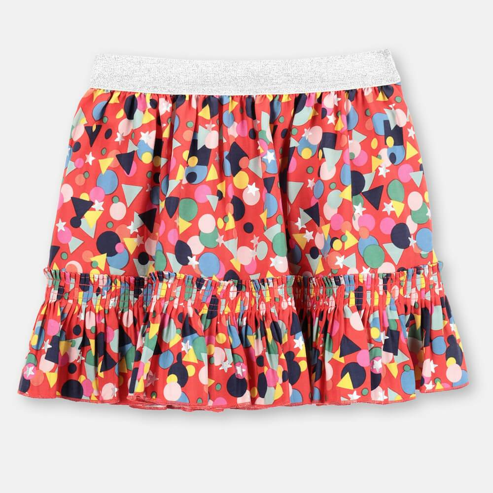 Stella McCartney Dots Tencel Skirt Skirts - Tiny People Cool Kids Clothes