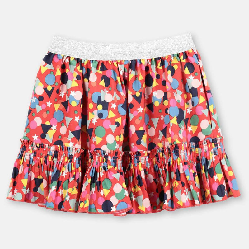 Dots Tencel Skirt