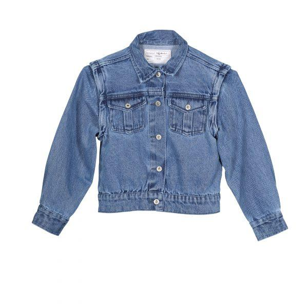 Bill Denim Jacket Blue