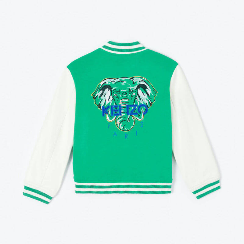 Kenzo Disco Jungle Teddy Jacket | Tiny People