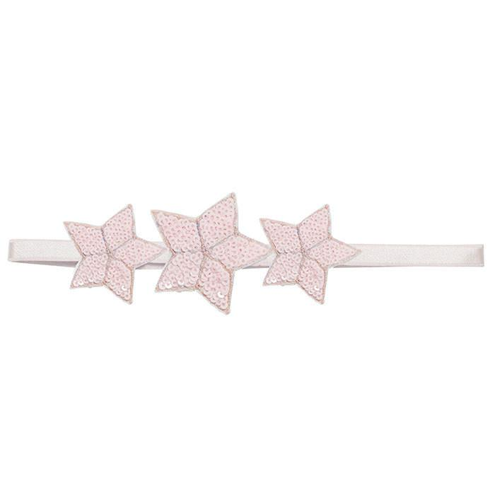 Shooting Star Headband Orchid