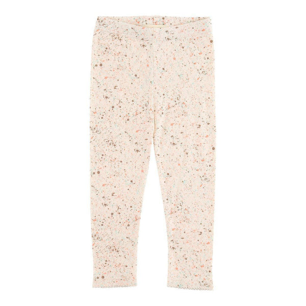 Soft Gallery Baby Paula Leggings Pearled Ivory Mint Dust - Tiny People Byron Bay