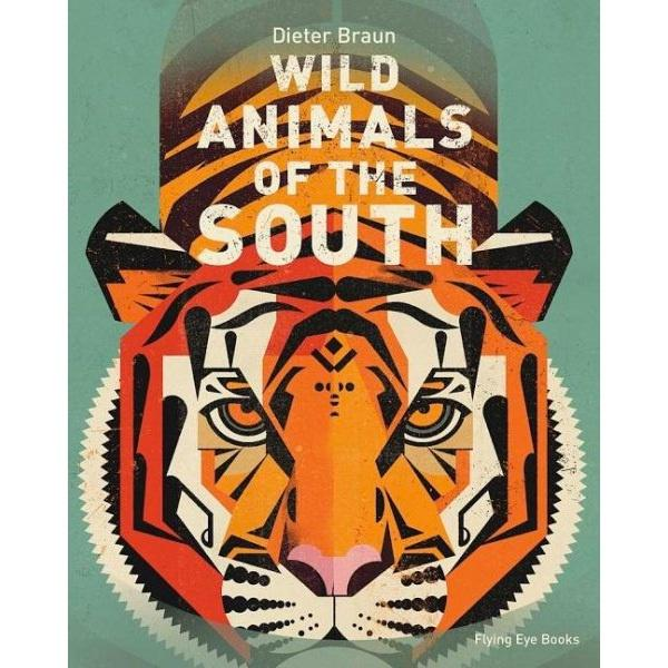 Books Wild Animals of The South - Tiny People Cool Kids Clothes