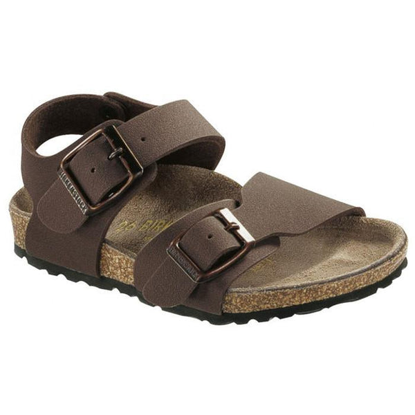 Birkenstock New York Sandal Mocca - Tiny People shop