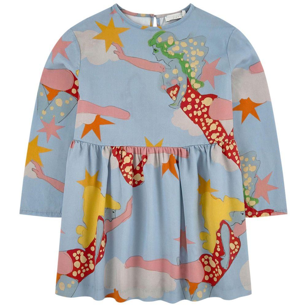 Stella McCartney Lucy in the Sky Dress Dresses - Tiny People Cool Kids Clothes