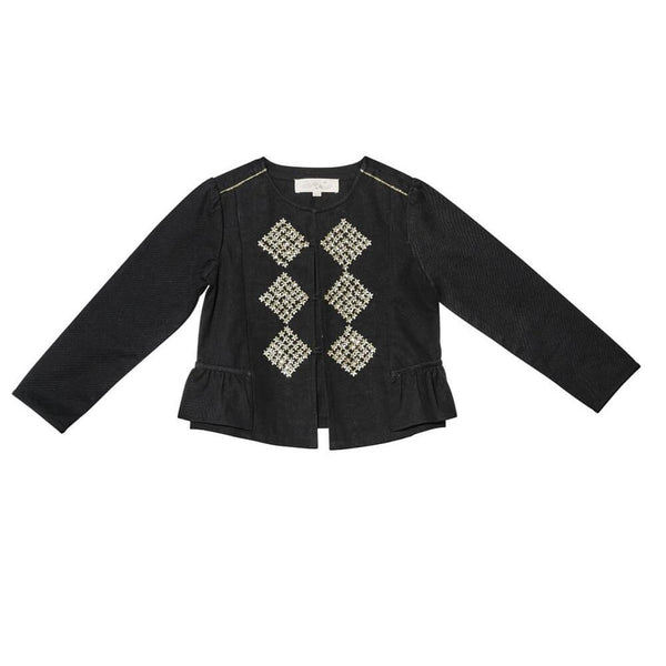 Tutu Du Monde Bee's Knees Jacket - Tiny People Cool Kids Clothes Byron Bay