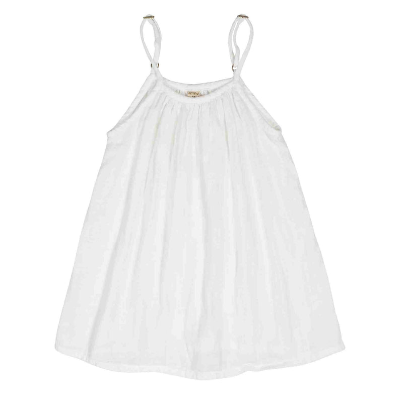 Numero 74 Mia Dress White dresses - Tiny People Cool Kids Clothes