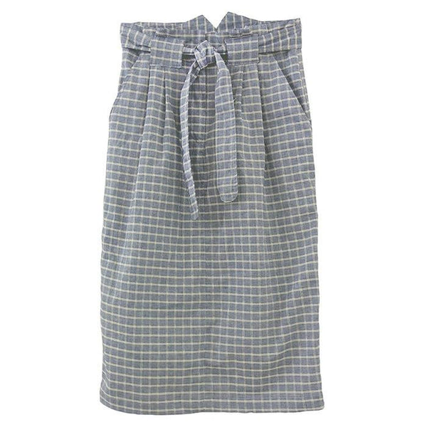 Nico Nico Lily Skirt Chambray - Tiny People Cool Kids Clothes Byron Bay