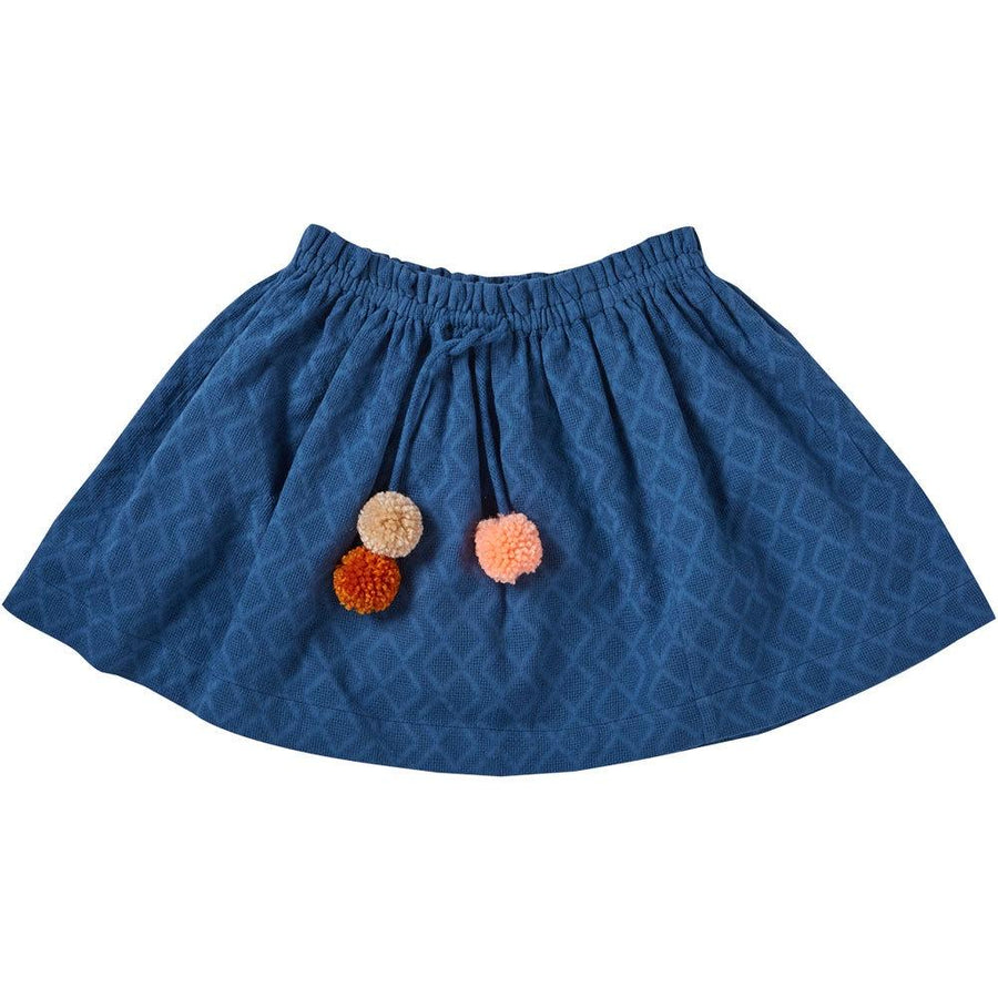 Komali Skirt Blue