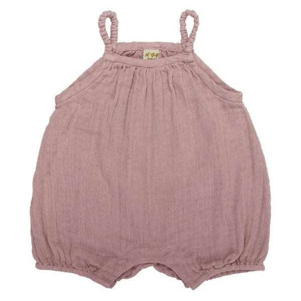 Numero 74 Lolita Baby Romper Dusty Pink - Tiny People Cool Kids Clothes Byron Bay