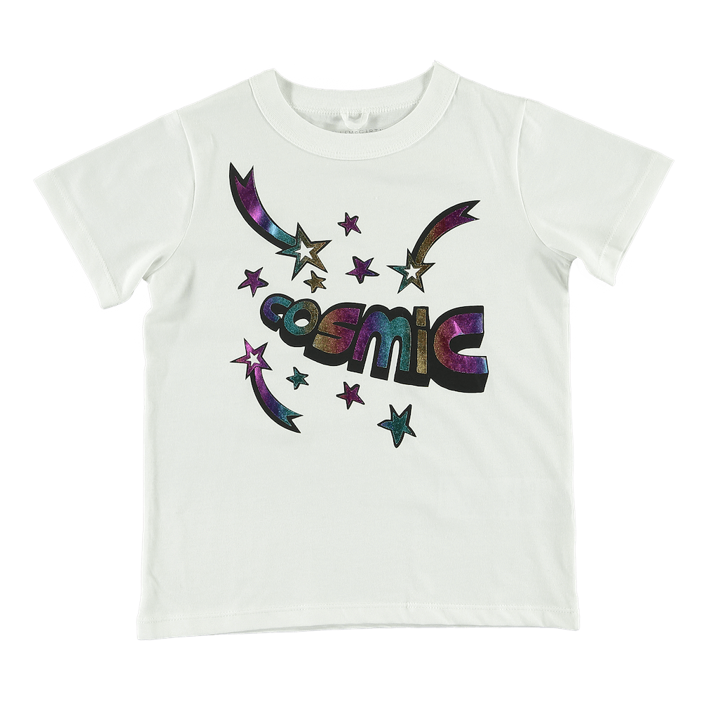 Stella McCartney Cosmic SS Tee Tops & Tees - Tiny People Cool Kids Clothes