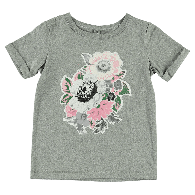 Flower Bouquet SS Tee