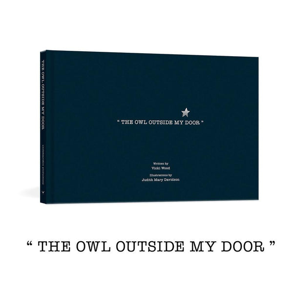 Unclebearskin Productions The Owl Outside My Door - Tiny People shop
